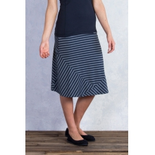 Women's Wanderlux Stripe Convertible Skirt by ExOfficio