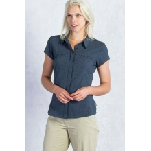 Women's Air Space Short Sleeve Shirt by ExOfficio
