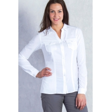 Women's Kizmet Long Sleeve Shirt by ExOfficio in Milford Oh