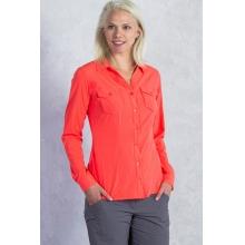 Women's Kizmet Long Sleeve Shirt by ExOfficio in San Antonio Tx