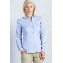 Women's Lightscape Digi-Stripe Long Sleeve Shirt by ExOfficio in Lafayette La