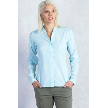 Women's Safiri Long Sleeve Shirt by ExOfficio