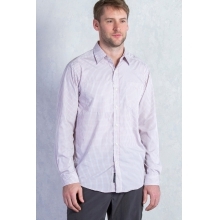 Men's Corsico Check Long Sleeve Shirt by ExOfficio in Easton Pa