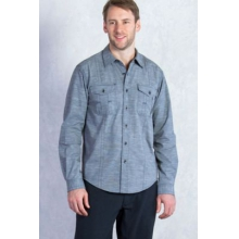 Men's Ankora Long Sleeve Shirt by ExOfficio