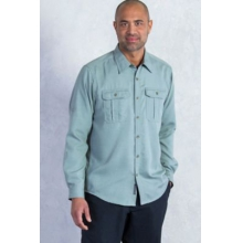 Men's Luzio Long Sleeve Shirt by ExOfficio