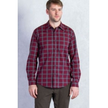 Men's Calator Plaid Long Sleeve Shirt by ExOfficio