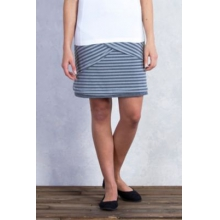 Women's Wanderlux Stripe Reversible Skirt by ExOfficio