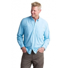 Men's Atoll Long Sleeve Shirt by ExOfficio