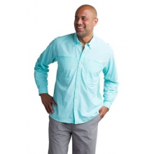 Men's Atoll Long Sleeve Shirt by ExOfficio in Dallas Tx