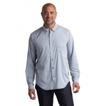 Men's Toreno Long Sleeve Shirt by ExOfficio