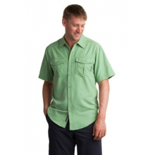 Men's Sondar Short Sleeve Shirt by ExOfficio in Bee Cave Tx