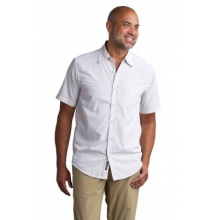 Men's Salida Plaid Shirt Short Sleeve Shirt by ExOfficio in Prescott Az