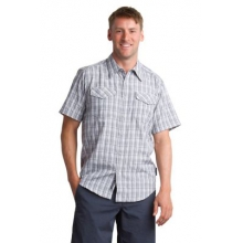 Men's Arruga Plaid Short Sleeve Shirt