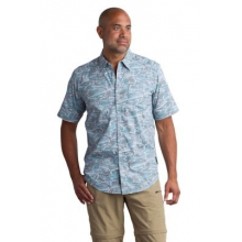 Men's Next-to-Nothing Pesca Short Sleeve Shirt by ExOfficio in Columbus Ga
