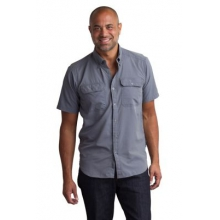 Men's Ventana Short Sleeve Shirt by ExOfficio