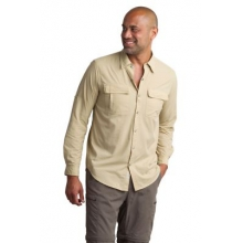 Men's BugsAway Halo Long Sleeve Shirt by ExOfficio in New York Ny