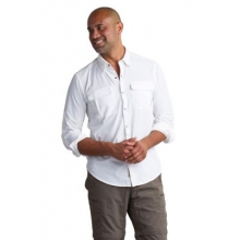 Men's BugsAway Halo Long Sleeve Shirt by ExOfficio in Corte Madera Ca