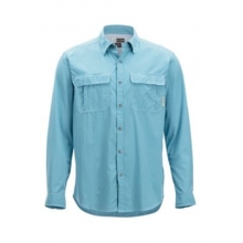 Men's BugsAway Halo Check L/S by ExOfficio in Bentonville Ar