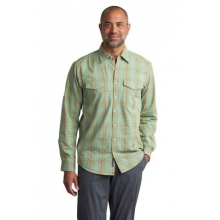 Men's BugsAway Sol Cool Plaid Long Sleeve Shirt