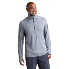 Men's BugsAway Sol Cool Zip Neck Long Sleeve Shirt by ExOfficio in Uncasville Ct