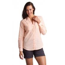 Women's Fresco Long Sleeve Shirt by ExOfficio in Ann Arbor Mi