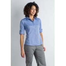Women's Ventana Stripe L/S by ExOfficio