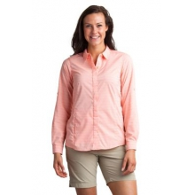 Women's Ventana Stripe Long Sleeve Shirt by ExOfficio in Chattanooga Tn