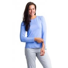Women's Sol Cool Performance Long Sleeve Shirt by ExOfficio in Prescott Az