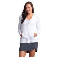Women's Sol Cool Crossback Hoody by ExOfficio in Clearwater Fl