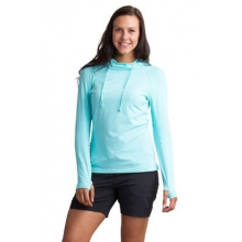 Women's Sol Cool Performance Hoody by ExOfficio in Auburn Al
