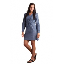 Women's Sol Cool Chambray Dress by ExOfficio in Ofallon Il