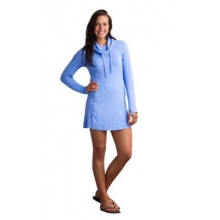 Women's Sol Cool Performance Hoody Dress by ExOfficio