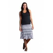 Women's Wanderlux Convertible Print Skirt by ExOfficio