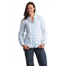 Women's BugsAway Sevilla Long Sleeve Shirt by ExOfficio in Peninsula Oh