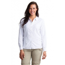 Women's BugsAway Viento Long Sleeve Shirt by ExOfficio in Highland Park Il