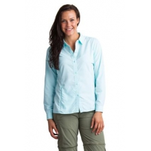 Women's BugsAway Viento Long Sleeve Shirt by ExOfficio in Ramsey Nj