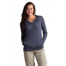 Women's BugsAway Lumen Hoody by ExOfficio in Arcadia Ca