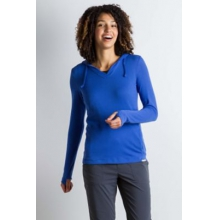 Women's BugsAway Lumen Hoody by ExOfficio in Uncasville Ct