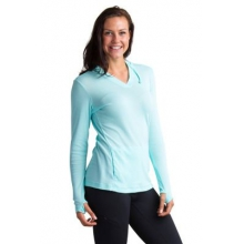 Women's BugsAway Lumen Hoody by ExOfficio in Ramsey Nj