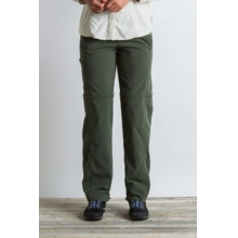 Women's BugsAway Sol Cool Ampario Convertible Pant by ExOfficio in Golden Co