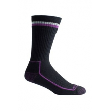 Women's BugsAway Adventure Crew Sock by ExOfficio in Highland Park Il