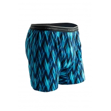 Men's Sol Cool Print Boxer by ExOfficio in Iowa City IA