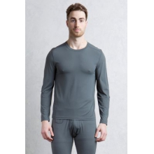 Men's Give-N-Go Performance Base Layer Crew by ExOfficio in Sioux Falls SD