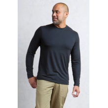 Men's Fraser Crew L/S by ExOfficio