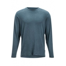 Men's Fraser Crew L/S by ExOfficio in Tuscaloosa Al