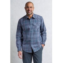Men's Okanagan Mini Check L/S by ExOfficio