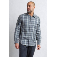 Men's Okanagan Macro Check L/S
