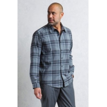 Men's Kensington Plaid L/S by ExOfficio