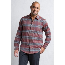Men's Kensington Plaid L/S by ExOfficio in Huntsville Al