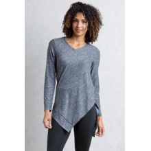 Women's Wanderlux Marl V Neck Tunic